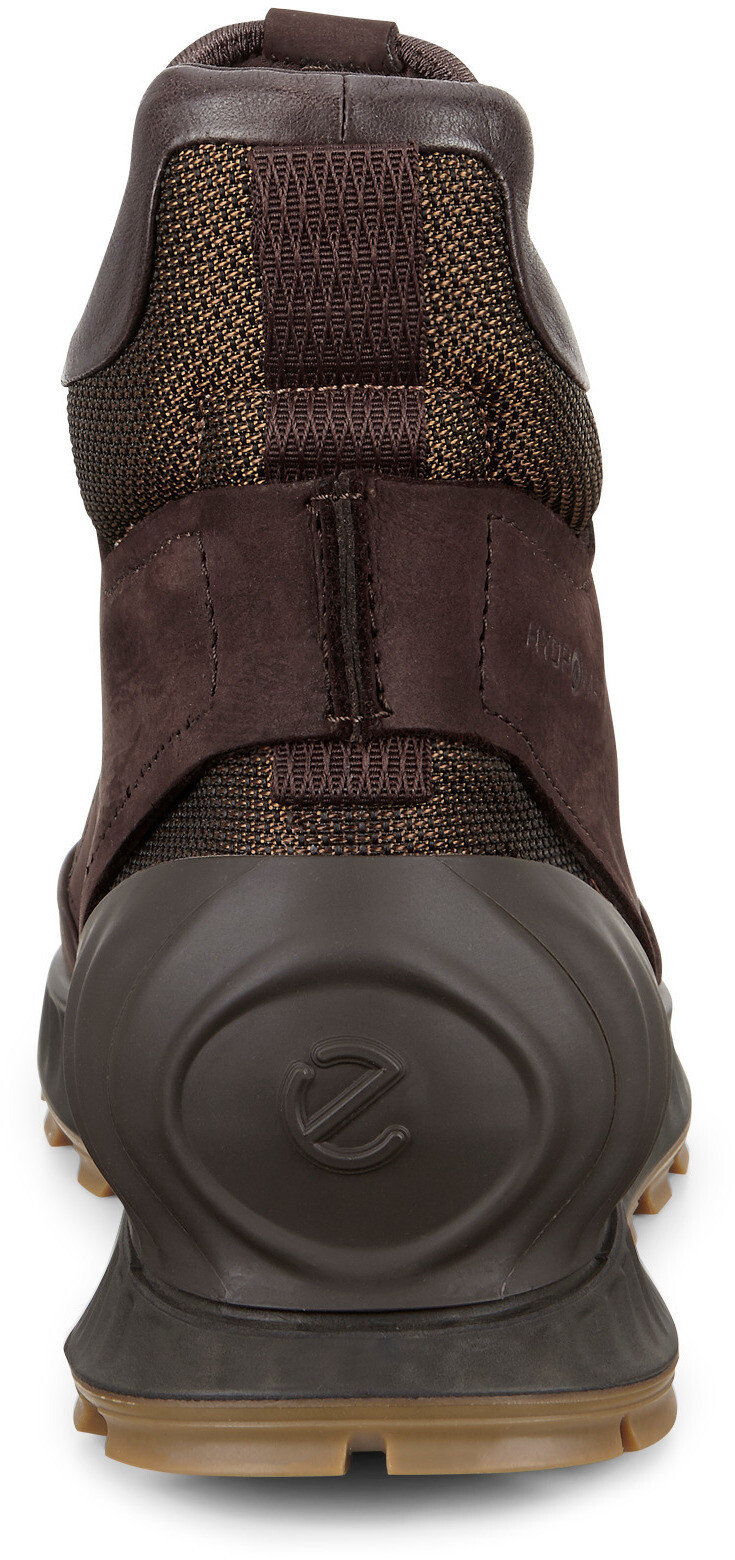 00e4b4d4b0b ECCO Exostrike Boots Men mocha at Addnature.co.uk